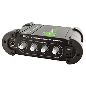 Livewire-4-Channel-Headphone-Amplifier-Black