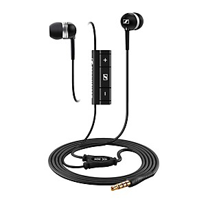Sennheiser-MM-30i-In-Ear-Stereo-Headphones-w--Microphone-Black