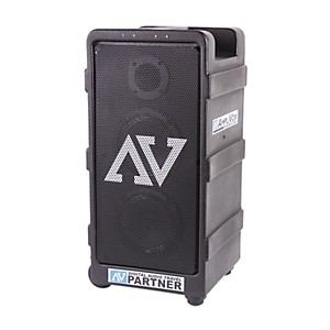 Amplivox-Digital-Travel-Audio-Partner-with-Remote-Control-Gray