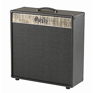 PRS-4x10-Pine-Guitar-Cabinet-Stealth-Tolex-Charcoal-Grill