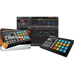 Native-Instruments-MASCHINE-MIKRO-MK2-Black