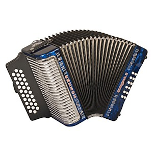 Hohner-Corona-II-3500-FBbEb-Accordion-Dark-Blue