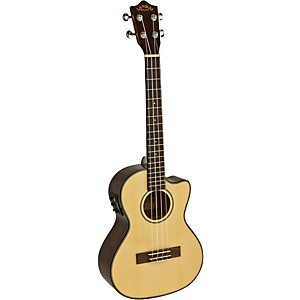 Lanikai-Spruce-Series-S-TEK-Tenor-Acoustic-Electric-Ukulele-with-Fishman-Kula-Electronics-Natural