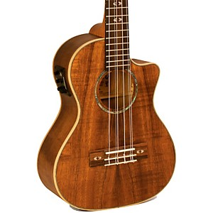 Lanikai-Curly-Koa-Series-CK-6EK-6-String-Tenor-Ukulele-with-Fishman-Kula-Electronics-Natural