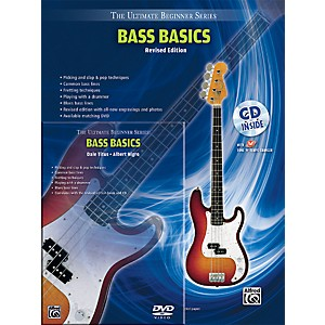 Alfred-Ultimate-Beginner-Mega-Pak-Bass-Basics--Revised-Ed---Book--CD---DVD-Standard