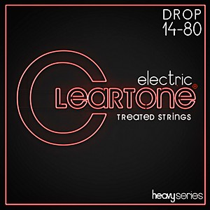 Cleartone-Monster-Heavy-Series-Nickel-Plated-Drop-A-Electric-Guitar-Strings-Standard