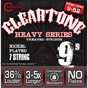 Cleartone-Monster-Heavy-Series-Nickel-Plated-7-String-Super-Light-Electric-Guitar-Strings-Standard