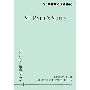Theodore-Presser-St-Paul-s-Suite--Book---Sheet-Music--Standard