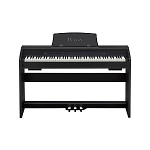 Casio-Privia-PX-750-88-Weighted-Key-Digital-Piano-Black