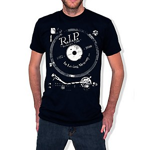 JoJo-Electro-RIP-Technics-T-Shirt-Black-Large