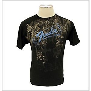 Fender-Heaven-s-Gate-T-Shirt-Black-Extra-Extra-Large