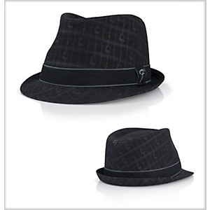 Fender-Axe-Plaid-Fedora-Black-Large-Extra-Large
