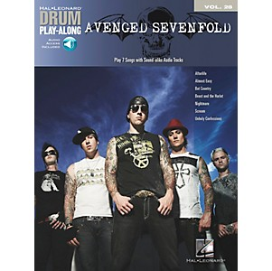 Hal-Leonard-Avenged-Sevenfold-Drum-Play-Along-Volume-28-Book-CD-Standard