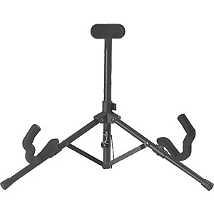 Fender-Tubular-Mini-A-Frame-Stand-Black