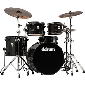 Ddrum-Journeyman-Player-5-Piece-Drum-Kit-Black-Sparkle