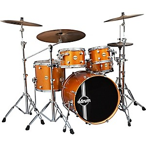 Ddrum-Paladin-Maple-5-Piece-Shell-Pack-Inca-Gold