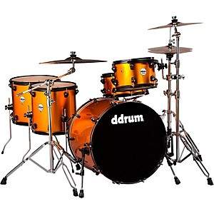 ddrum-Journeyman-Rambler-5-Piece-Drum-Kit-Blaze-Orange