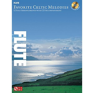 Hal-Leonard-Favorite-Celtic-Melodies-For-Flute-Book-CD-Standard