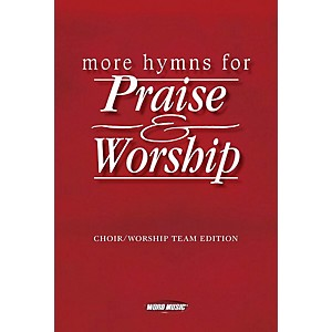 Word-Music-More-Hymns-For-Praise---Worship-Piano-Vocal-Guitar-Standard