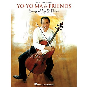 Hal-Leonard-Yo-Yo-Ma---Songs-Of-Joy---Peace-for-Piano-Vocal-Guitar-Standard