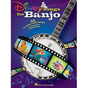 Hal-Leonard-Disney-Songs-For-Banjo-Standard
