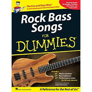 Hal-Leonard-Rock-Bass-Songs-For-Dummies-Standard