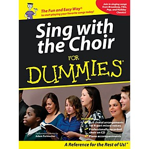Hal-Leonard-Sing-With-The-Choir-For-Dummies---Book-CD-Pack-Standard