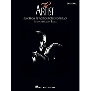 Hal-Leonard-The-Artist---Music-From-The-Motion-Picture-Soundtrack-For-Easy-Piano-Standard