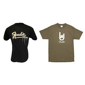 Fender-T-Shirt-Package-Large
