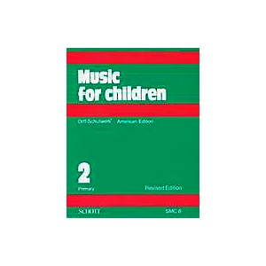 Schott-Music-For-Children-Volume-2--Primary-by-Carl-Orff-and-Gunild-Keetman-Standard