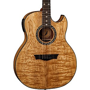 Dean-Exhibition-Quilt-Ash-Acoustic-Electric-Guitar-with-Aphex-Gloss-Natural