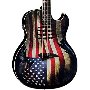 Dean-Dave-Mustaine-Mako-Glory-Acoustic-Electric-Guitar-Flag-Graphic