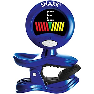 Snark-SN-11-All-Instrument-Clip-On-Tuner-Blue-Standard