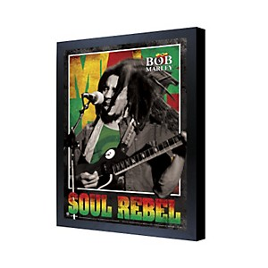 Ace-Framing-Bob-Marley-Soul-Rebel-3D-Framed-Poster-Standard