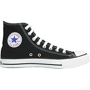 Converse-Chuck-Taylor-All-Star-Core-Hi-Top-Black-Mens-Size-10