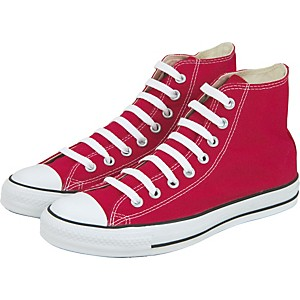 Converse-Chuck-Taylor-All-Star-Core-Hi-Top-Red-Mens-Size-10