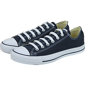 Converse-Chuck-Taylor-All-Star-Core-Oxford-Low-Top-Navy-Mens-Size-10