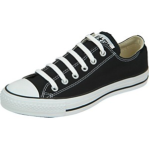 Converse-Chuck-Taylor-All-Star-Core-Oxford-Low-Top-Black-Mens-Size-10