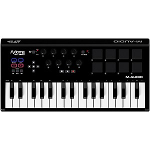 M-Audio-Axiom-AIR-Mini-32-MIDI-Controller-Standard