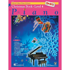 Alfred-Alfred-s-Basic-Piano-Course-Top-Hits--Christmas-Book-4-Standard