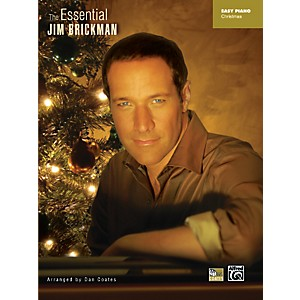 Alfred-Essential-Jim-Brickman-Christmas-Easy-Piano-Book-Standard