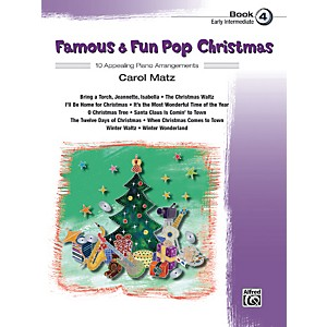 Alfred-Famous---Fun-Pop-Christmas-Book-4-Standard