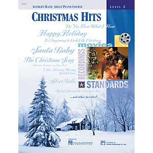 Alfred-Alfred-s-Basic-Adult-Piano-Course-Christmas-Hits-Book-2-Standard