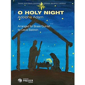 Theodore-Presser-O-Holy-Night--Book---Sheet-Music--Standard