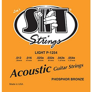 SIT-Strings-P1254-Light-Phosphor-Bronze-Acoustic-Guitar-Strings-Standard