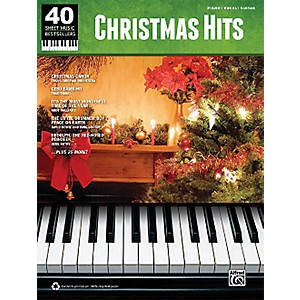 Hal-Leonard-Christmas-Hits-40-Sheet-Music-Bestsellers-Series-for-Piano-Vocal-Piano-Standard