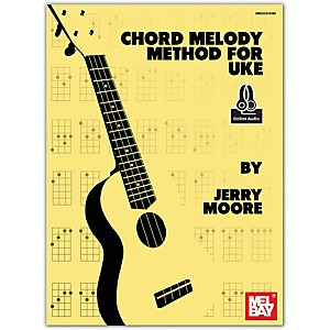 Mel-Bay-Chord-Melody-Method-for-Uke-Book-Cd-Set-Standard
