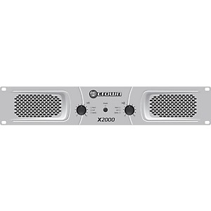 CROWN-X2000-Stereo-2x450W-Power-Amp-Standard