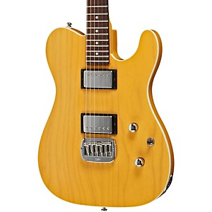 G-L-Tribute-ASAT-Deluxe-Carved-Top-Electric-Guitar-Butterscotch-Blonde-Rosewood-Fretboard