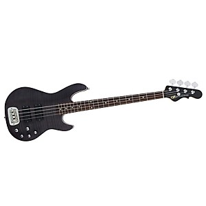 G-L-Tribute-M2000-GTS-4-String-Electric-Bass-Transparent-Black-Maple-Fretboard
